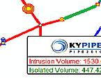 Pipe Intrusion Calculator
