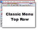 Use Classic Menu in KYnetic