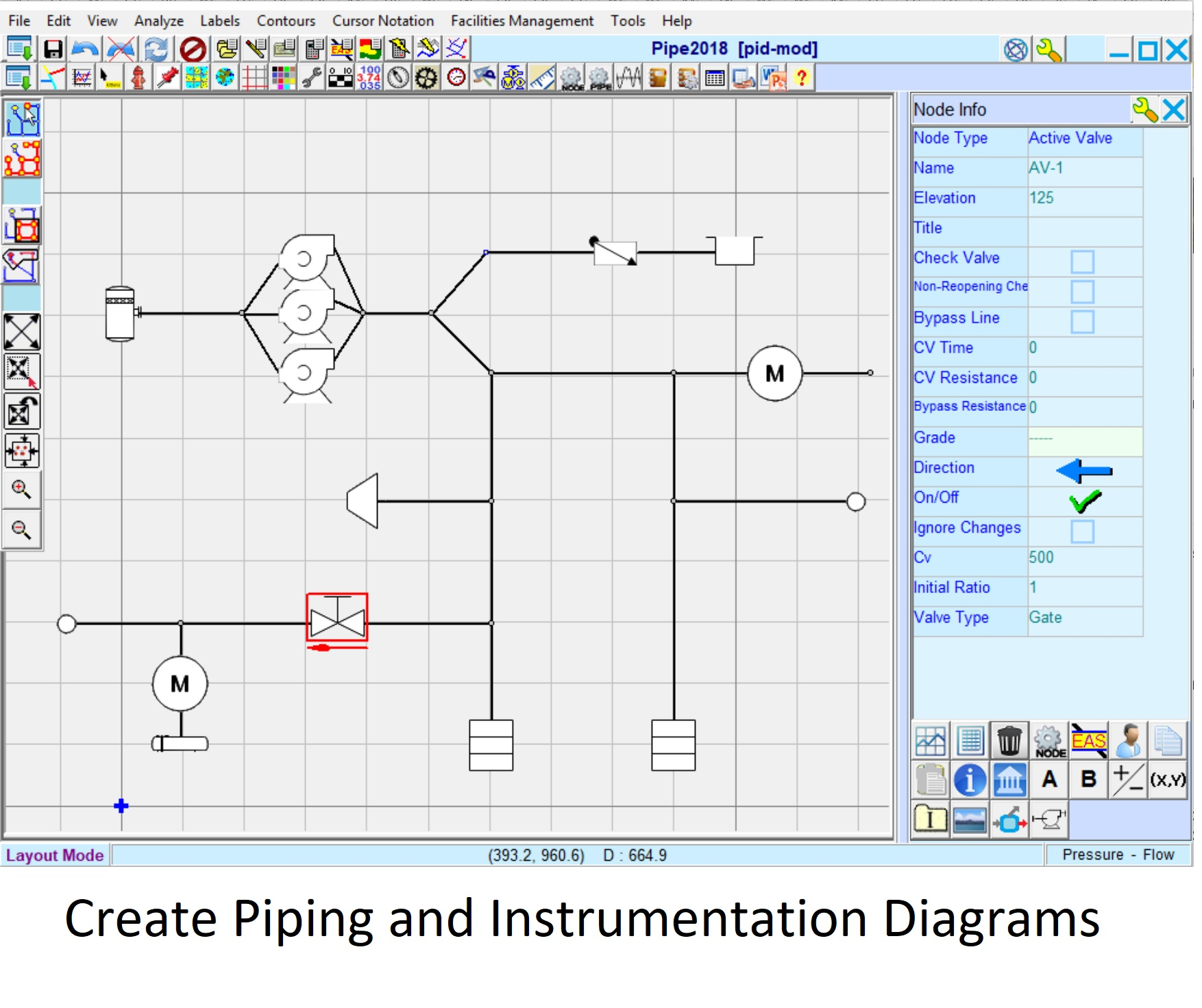 Pipe 2018 New Feature Overview Kypipe Piping Layout And Design Pictures Example