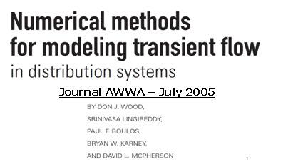 Journal AWWA - July 2005